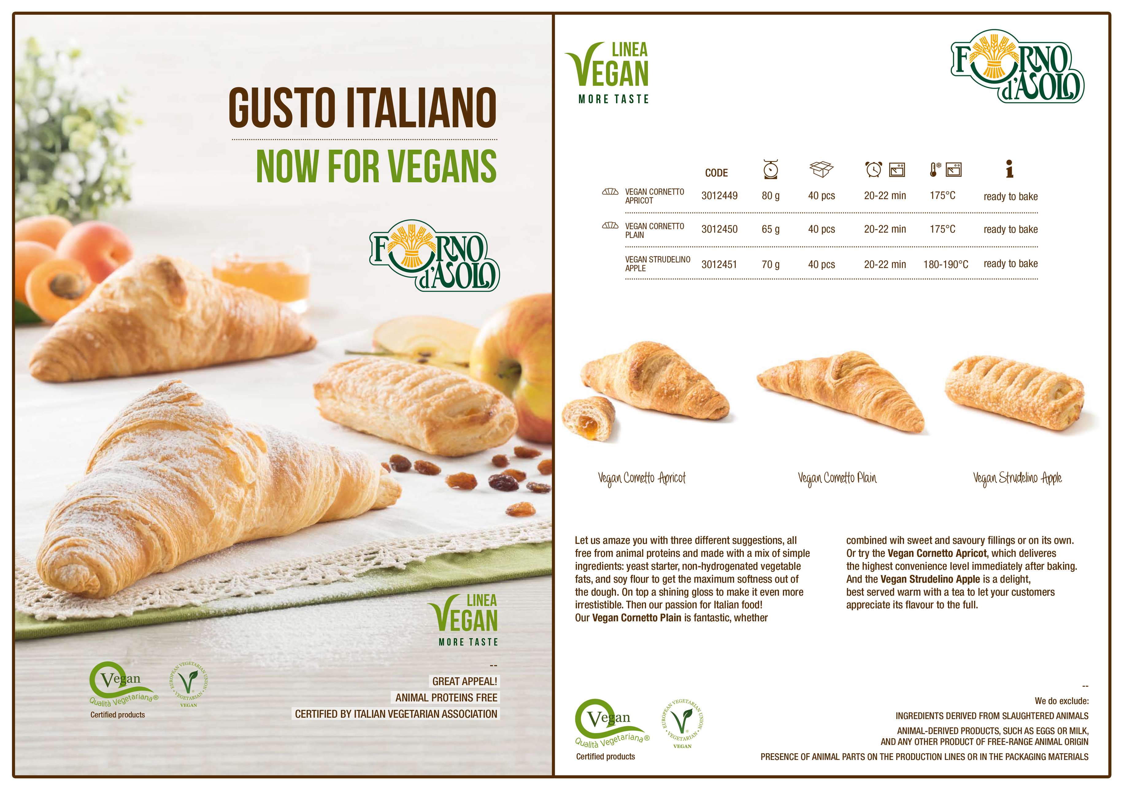 The First Vegan Croissants Now Available In Dubai Italian Food Masters