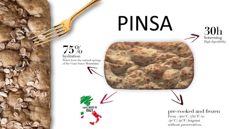 Pinsa Slider for linkedin and wordpress