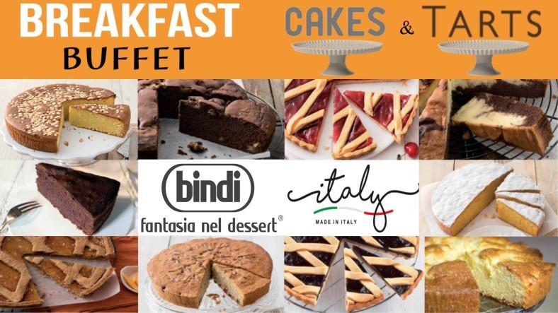 Slider breakfast cakes for linkedin and wordpress